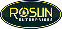 Roslin Enterprises Inc. Development Site Logo