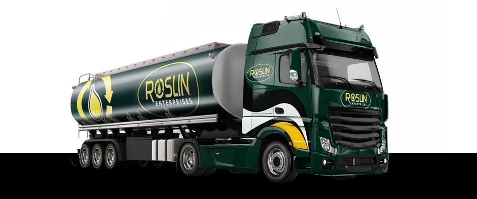 Roslin Enterprises Tanker Truck